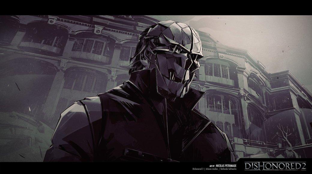 Потрясающие концепт-арты Dishonored 2 отхудожника игры - Изображение 14