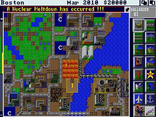 Эволюция Катастрофы От первой до последней SimCity. - Изображение 24