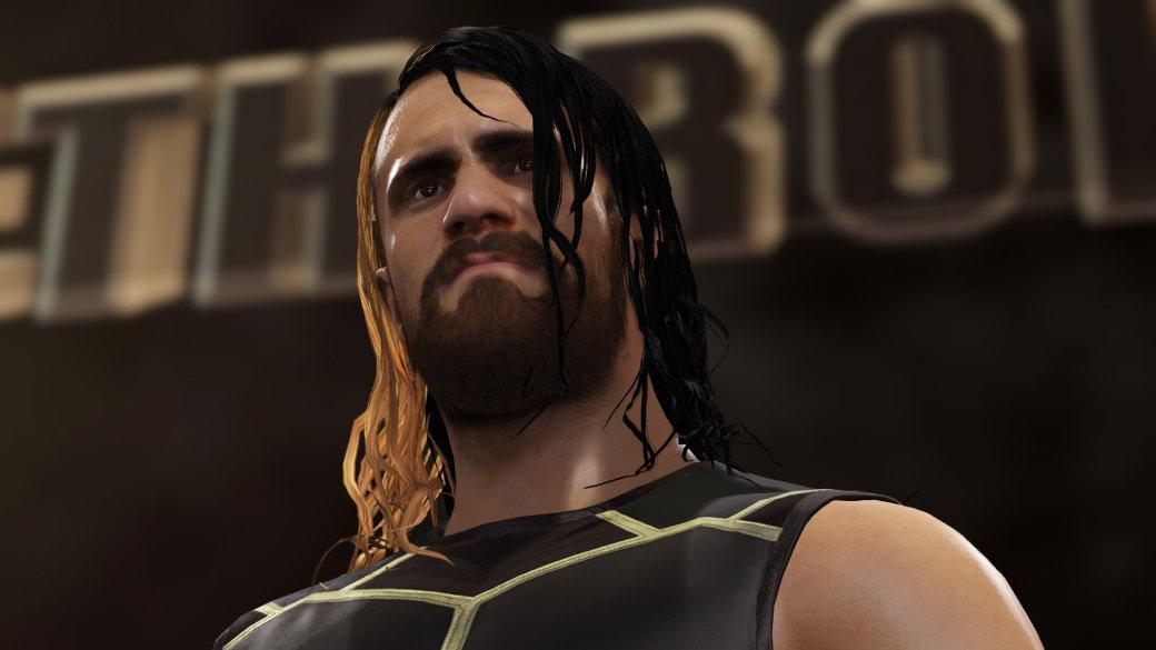 Одно из главных новшеств WWE 2K16 —реалистичный пот - Изображение 1
