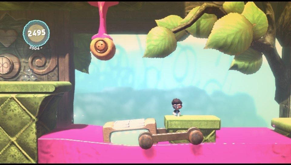 Рецензия на LittleBigPlanet PS Vita - Изображение 4