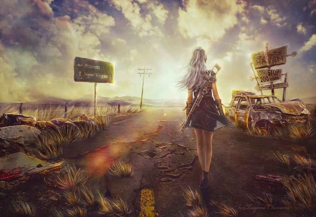 Лучший арт мира Fallout - Изображение 17