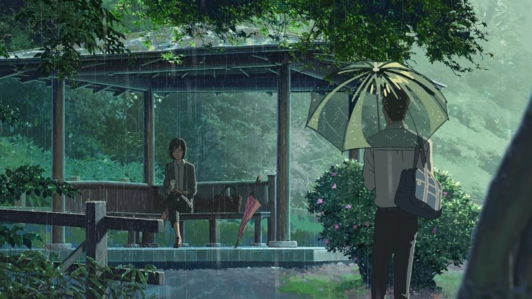 Сад изящных слов | Kotonoha no Niwa - Изображение 3
