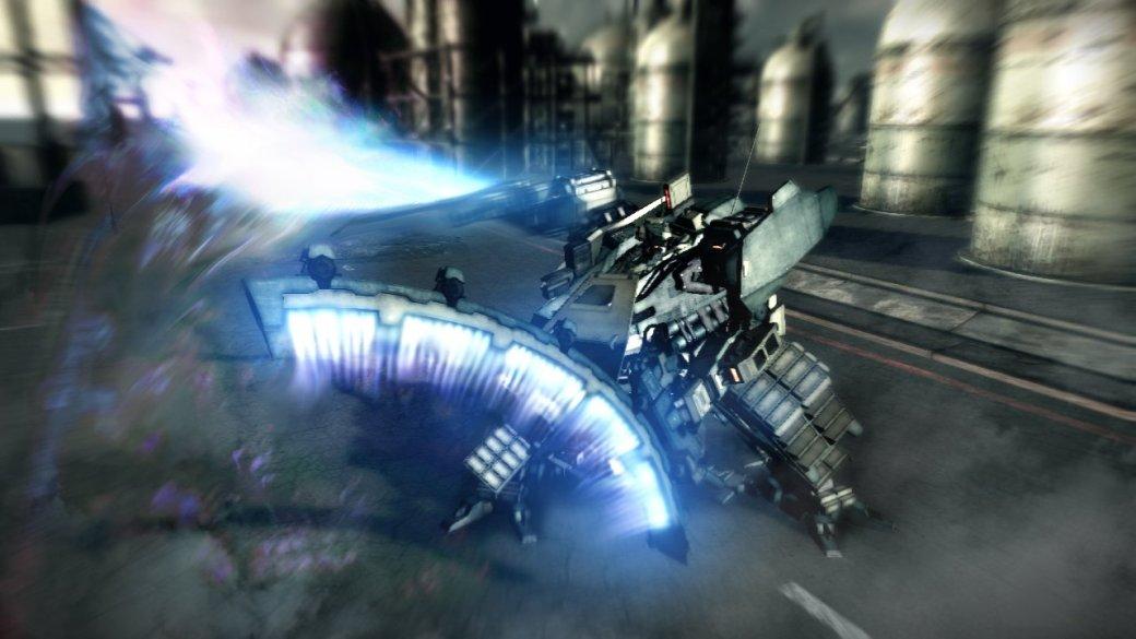 Рецензия на Armored Core 5 - Изображение 4