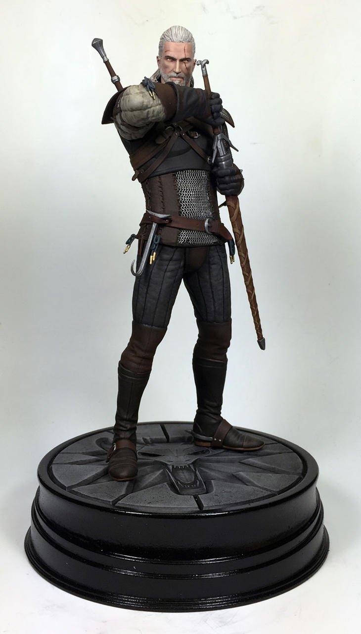 Персонажи из «Ведьмака» удостоятся собственных статуэток - Изображение 1