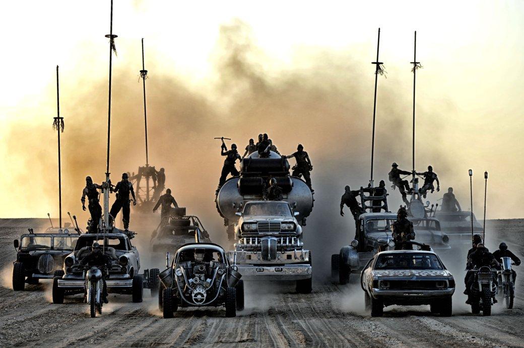 Галерея машин, кадров и постеров к «Безумному Максу: Дорога Ярости» - Изображение 11