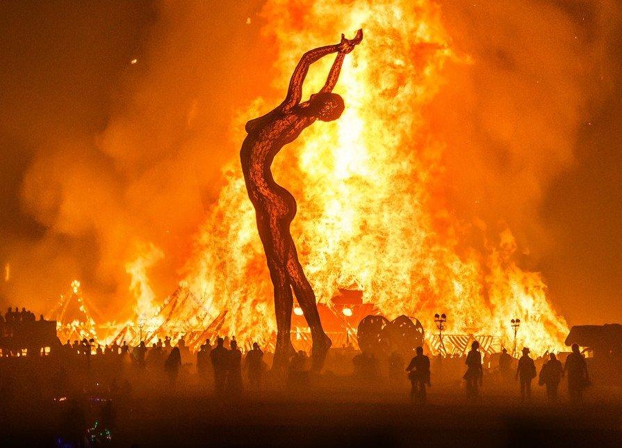 Фестиваль Burning Man стартует в России уже в этом августе - Изображение 1