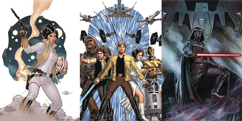 Почему вам нужно прочитать новые комиксы по «Звездным Войнам» - Изображение 1