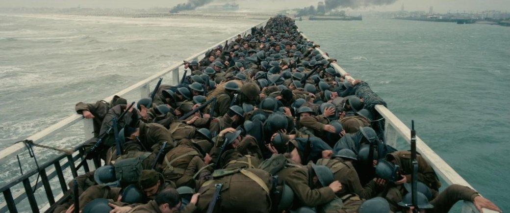 Рецензия на «Дюнкерк» Кристофера Нолана. - Изображение 2