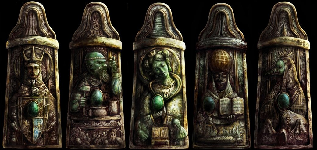 Лучшие находки Demon's Souls, Dark Souls и Bloodborne. - Изображение 8