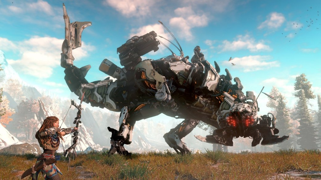 Horizon: Zero Dawn. Жизнь в племени — игра и реальность - Изображение 9