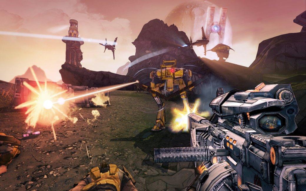 E3: Borderlands 2 - наши впечатления. - Изображение 1