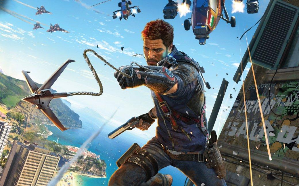 30 лучших игр 2015 года: Just Cause 3 - Изображение 1