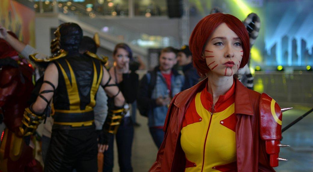 Фотоотчет с «Игромира» и Comic Con Russia, день 1 - Изображение 16