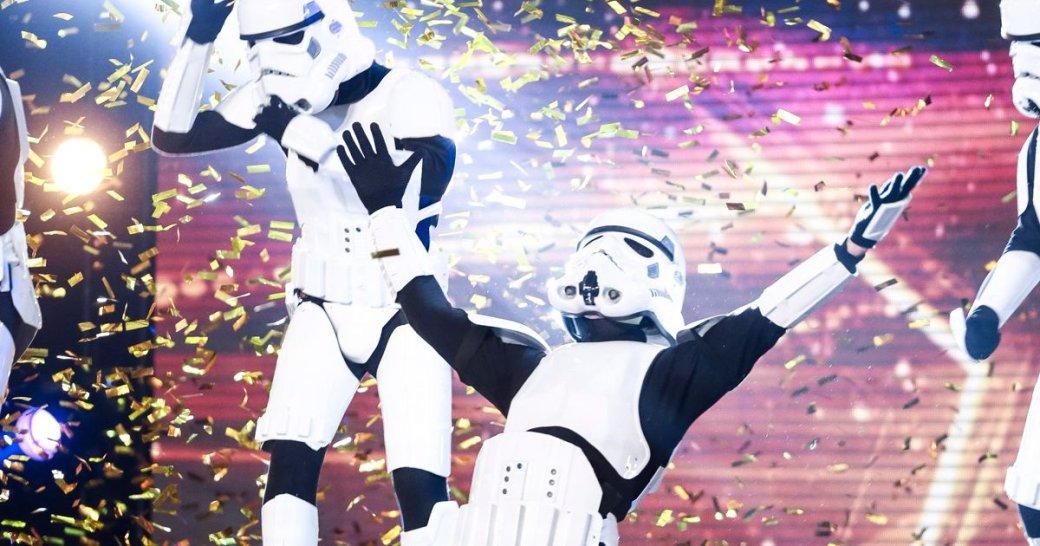 Имперские штурмовики танцуют тверк и Gangnam Style - Изображение 1