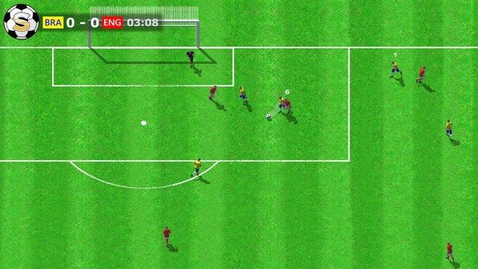 На Kickstater вышел ремейк Sensible Soccer от автора оригинальной игры - Изображение 3