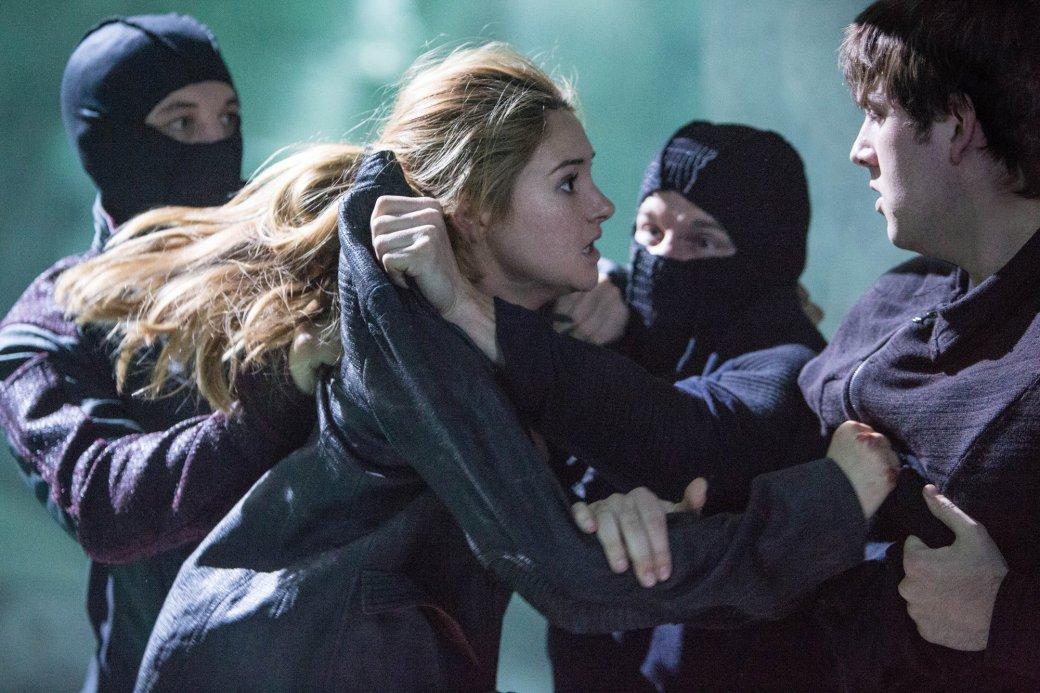 Отмена четвертого «Дивергента» очень удивила главную актрису франчайза - Изображение 1