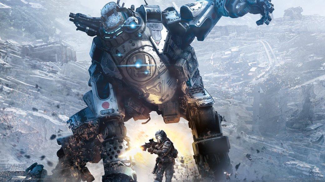 Чамп, Бейсовский и SkrocK проведут прямую трансляцию по Titanfall - Изображение 1