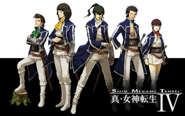 Shin Megami Tensei 4 доберется до Европы в конце октября - Изображение 1