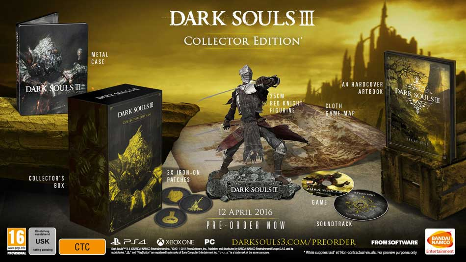 Обнаружены два специздания Dark Souls 3, одно стоит $489 - Изображение 1