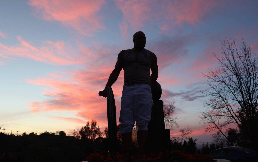 Дизель —спамер: постер «Форсажа 8» и фото из сиквела «Трех иксов» - Изображение 1