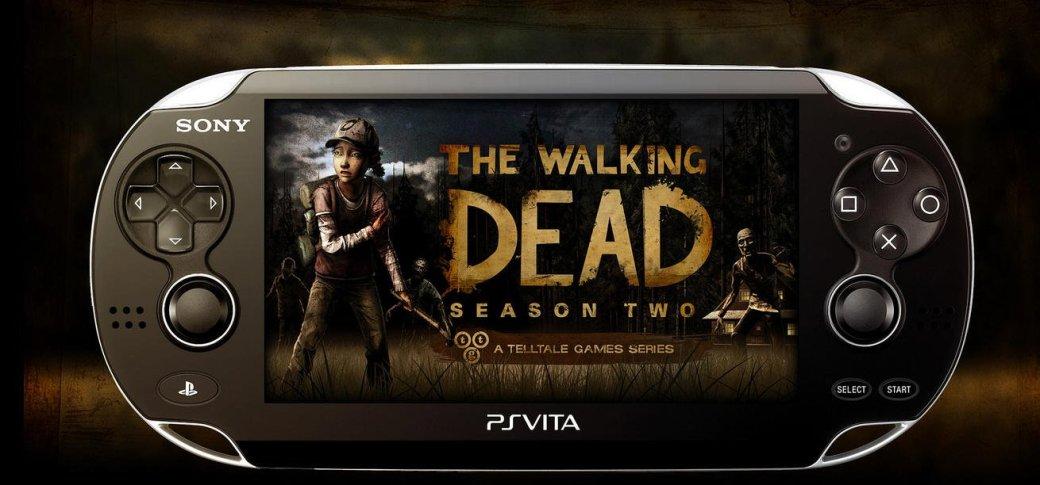 Новый сезон The Walking Dead начнется на PS Vita в апреле - Изображение 1