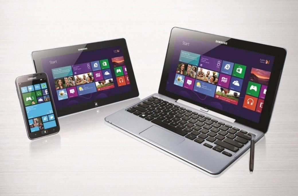 Microsoft свяжет свои операционные системы  - Изображение 1