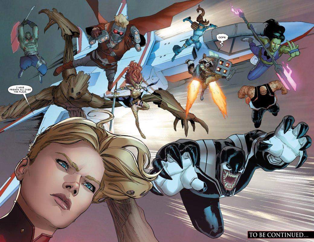 Черный Человек-Паук убьет Капитана Америка вовторой «Гражданке»? - Изображение 2