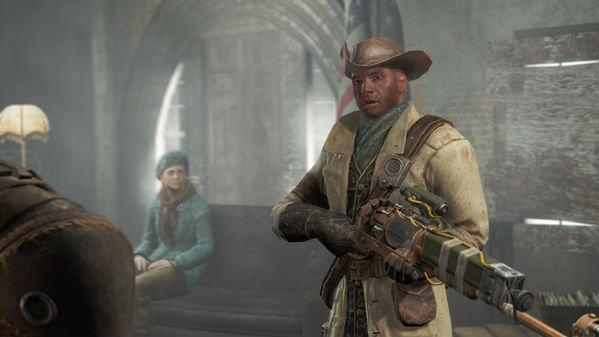 Мы знаем имя первого персонажа Fallout 4 - Изображение 2