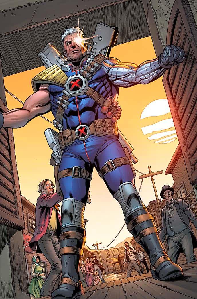 Кейбл – главный полицейский во времени в комиксах Marvel - Изображение 1