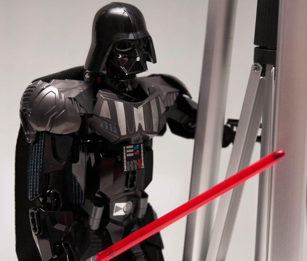 Нелепые приключения сборных фигурок LEGO Star Wars. - Изображение 9