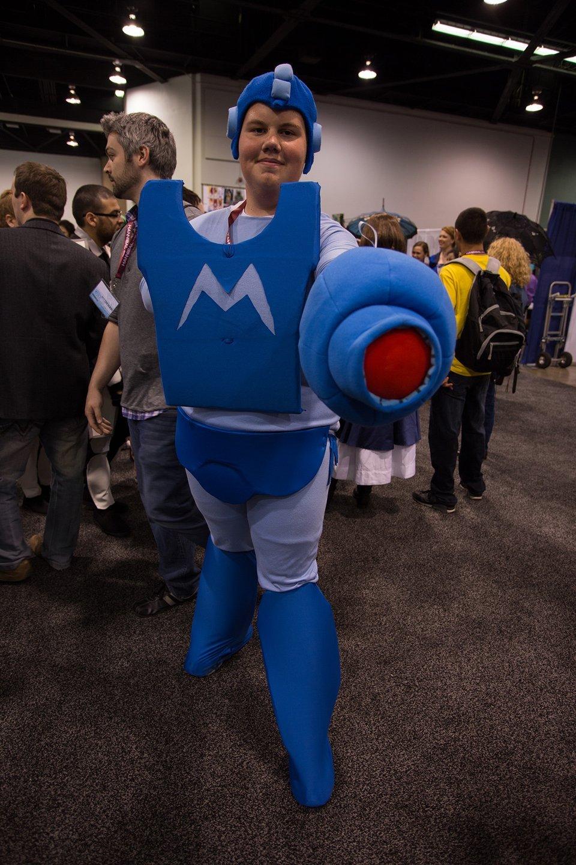 Десятка самых нелепых костюмов с Comic-Con 2013 - Изображение 9