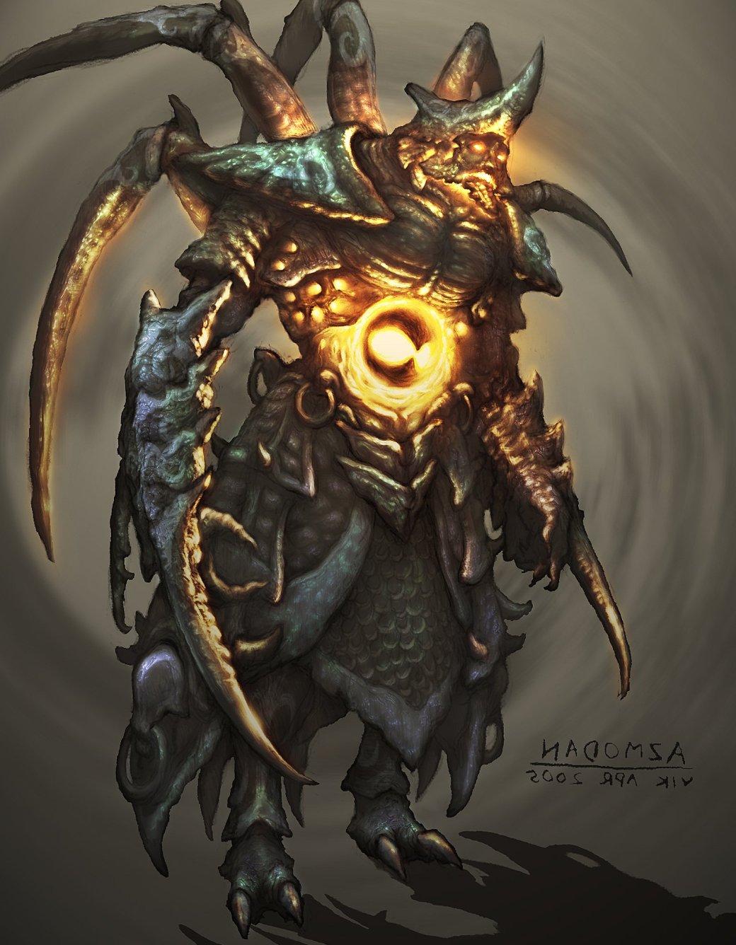 Эксклюзивный арт Diablo III - Изображение 5