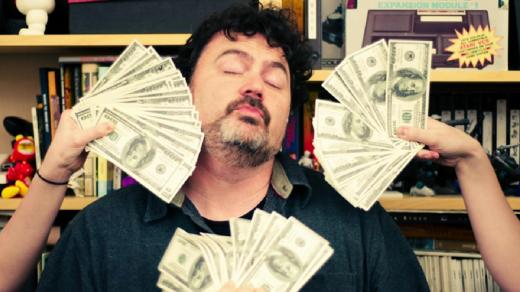 Тим Шефер подсчитает деньги фанатов в прямом эфире - Изображение 1