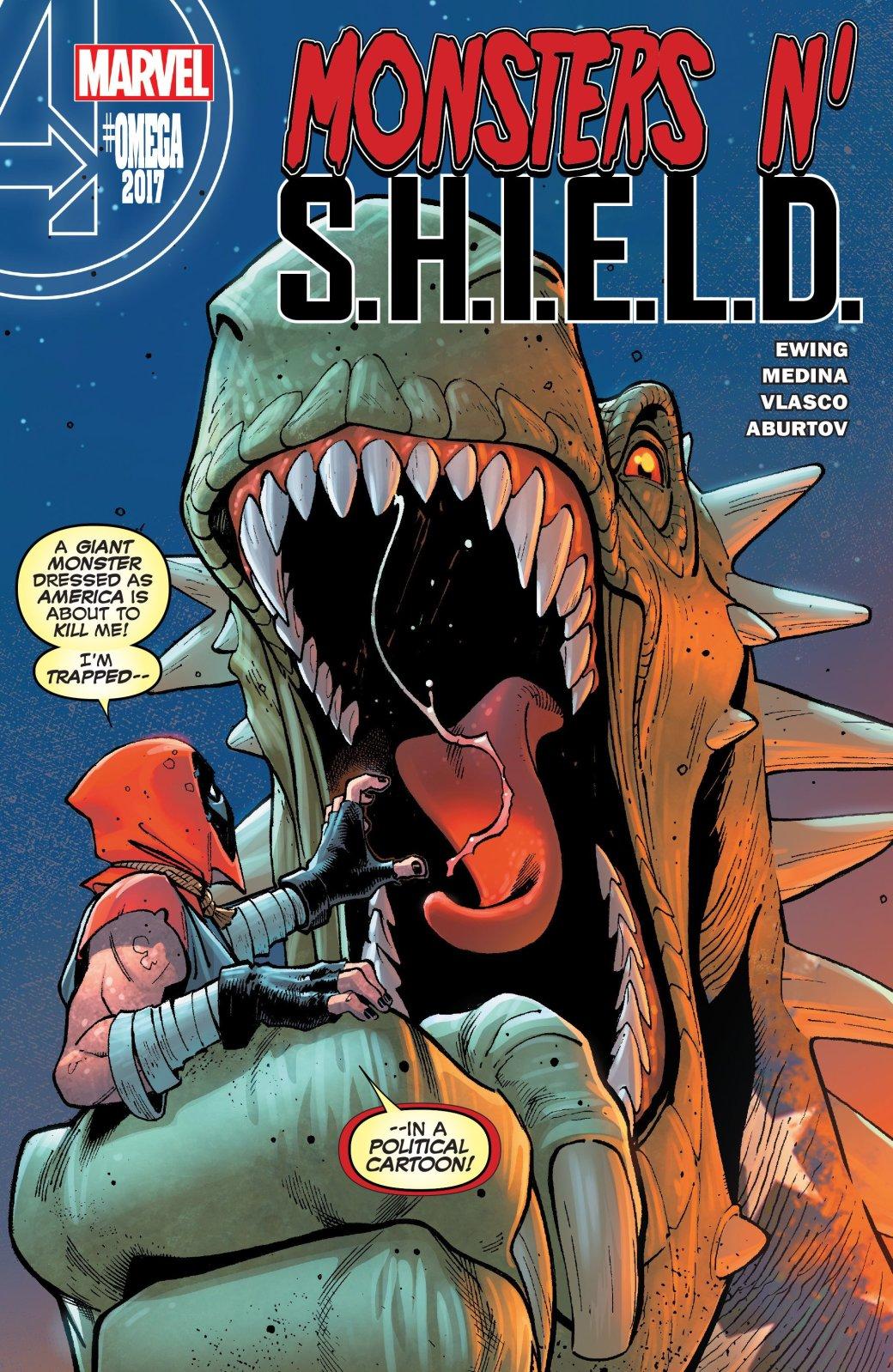 Дэдпул ненадолго превратился в Халка в новом номере U.S.Avengers - Изображение 3