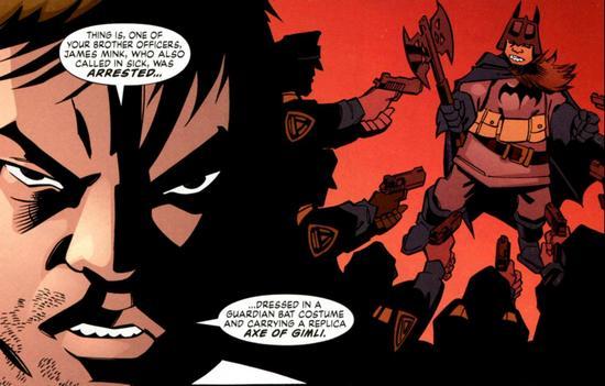 Культпросвет: Gotham City Impostors и Detective Comics 867-870 - Изображение 3