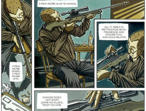 Комиксы: The Killer - Изображение 3
