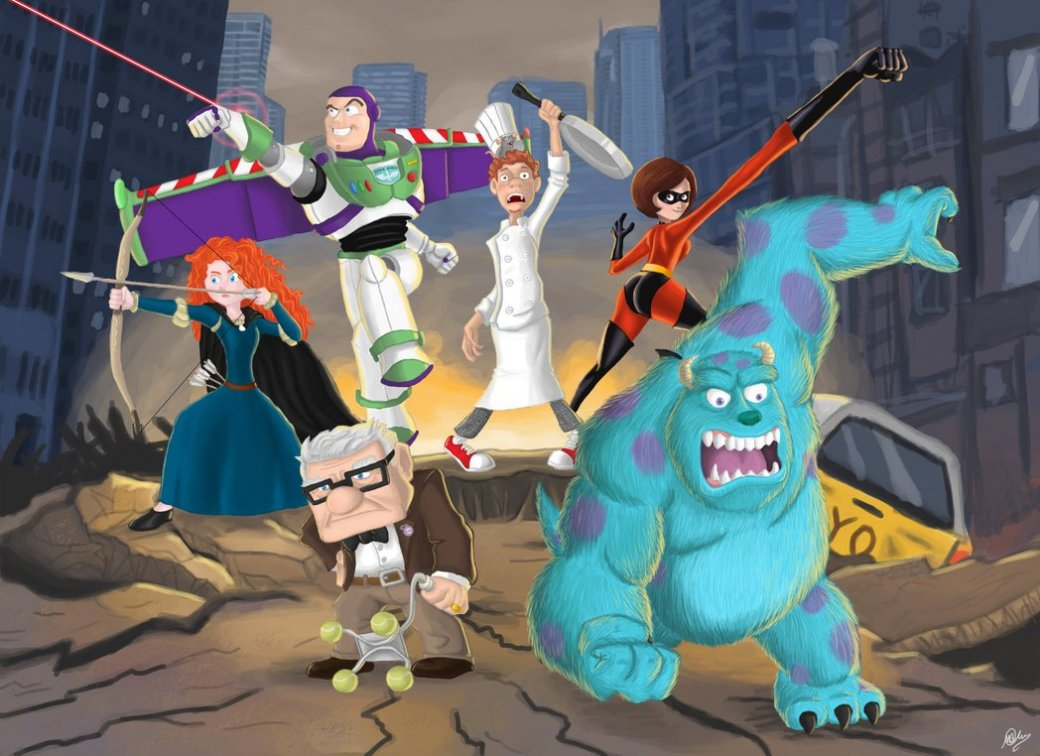 Галерея вариаций: Мстители-женщины, Мстители-дети... - Изображение 40