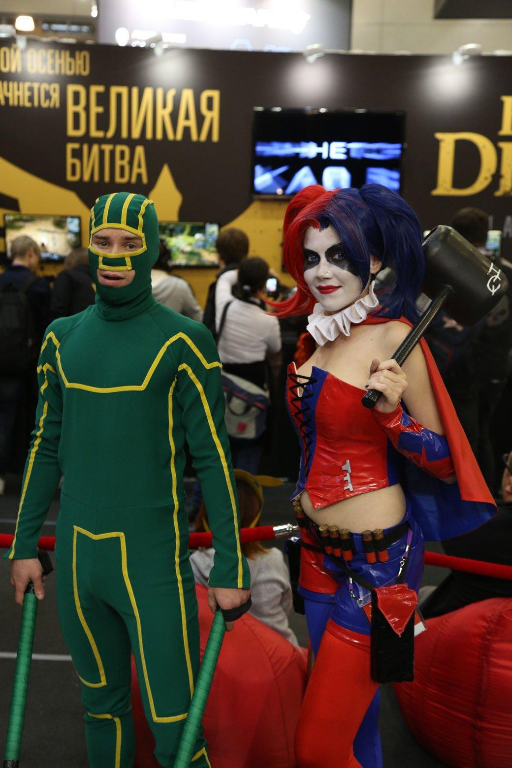 «Игромир 2015» и Comic Con Россия в лицах - Изображение 28