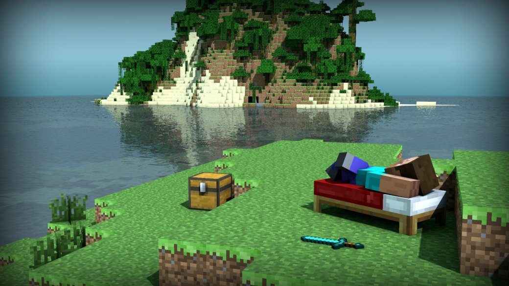 Продюсер «Лего. Фильма» перенесет на большой экран Minecraft . - Изображение 1