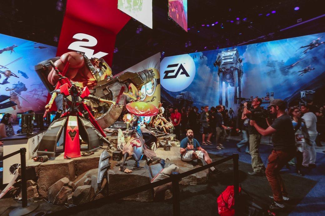 E3 2015: как это было - Изображение 31