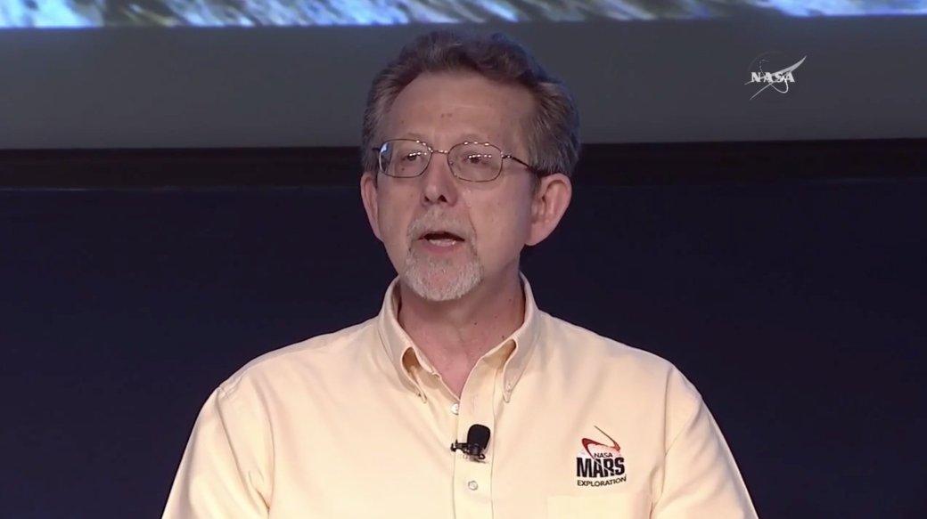 Обнаружение воды на Марсе испортило сюжет «Марсианину» - Изображение 1
