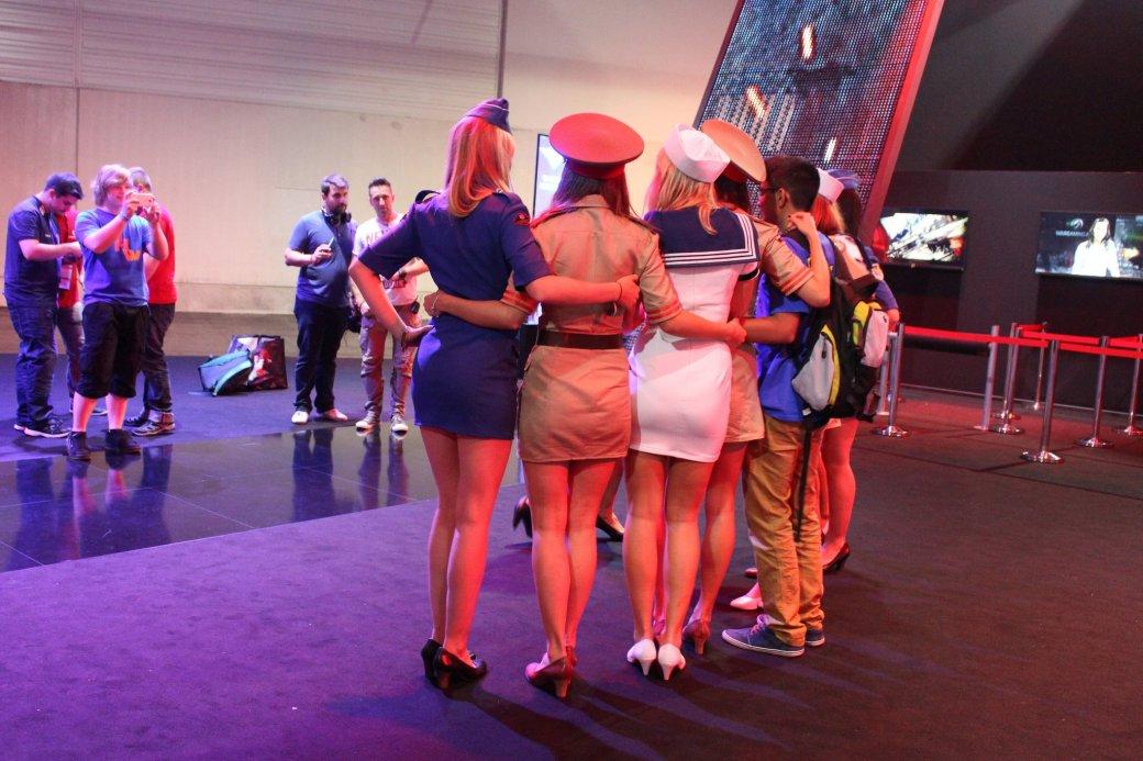 Gamescom 2014 в фото - Изображение 58