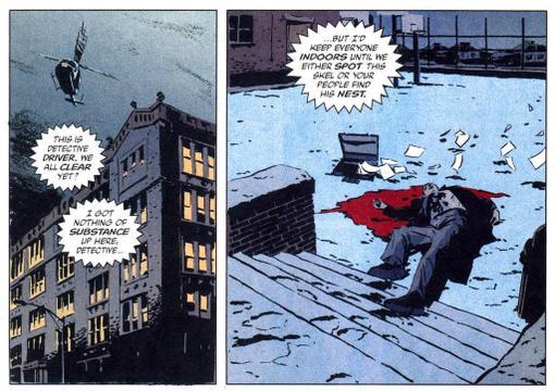 Комиксы: Gotham Central - Изображение 4
