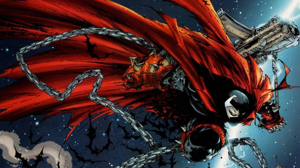Новый «Спаун» будет первым хоррором про супергероя - Изображение 1
