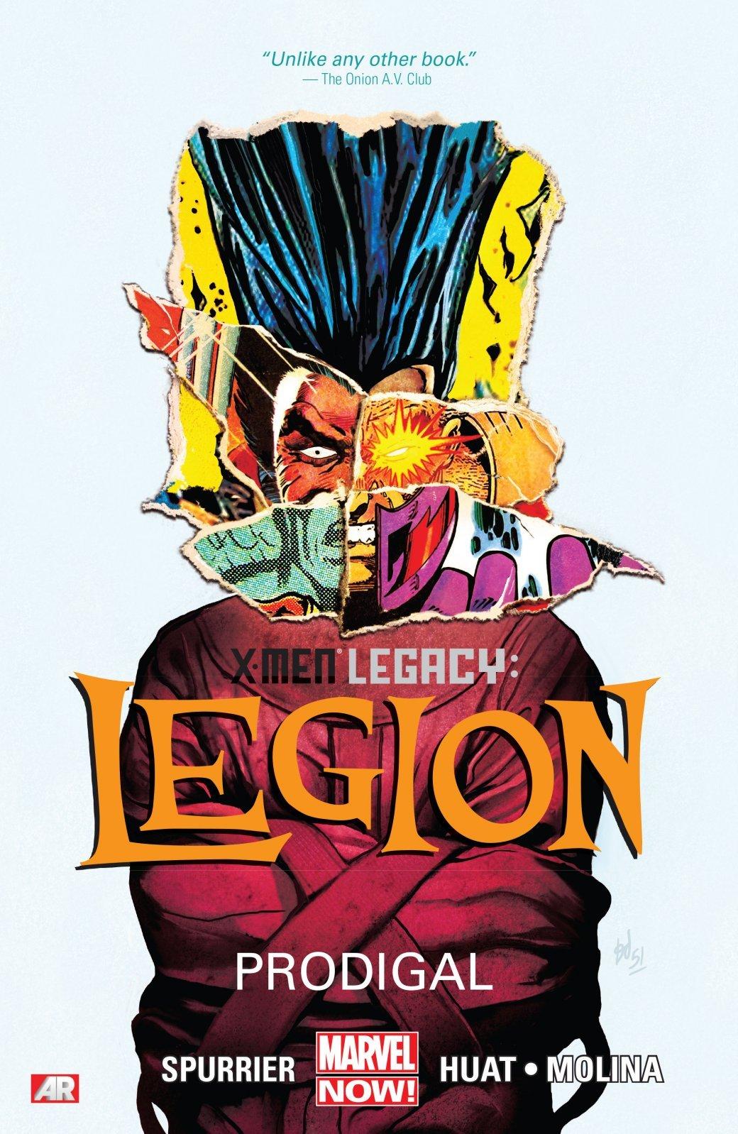 «Легион» — что лучше, сериал или комикс?. - Изображение 16