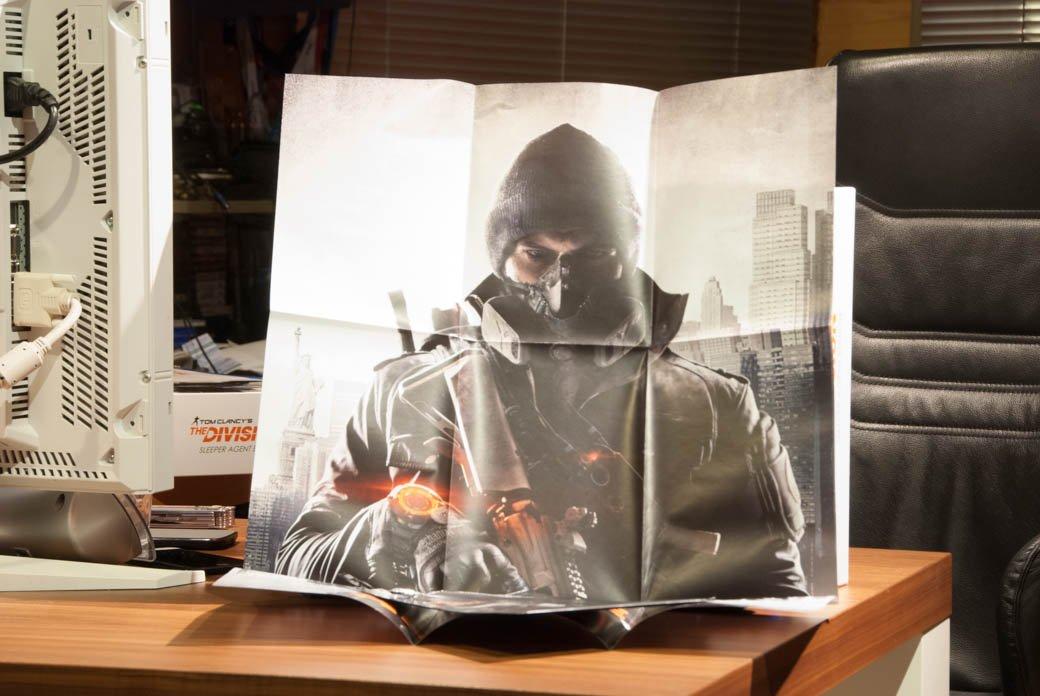 Распаковка коллекционного издания Tom Clancy's The Division - Изображение 13