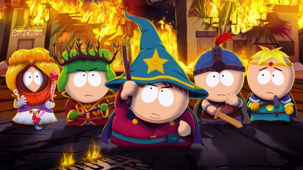 Обзор игры South Park: The Stick of Truth - Изображение 1