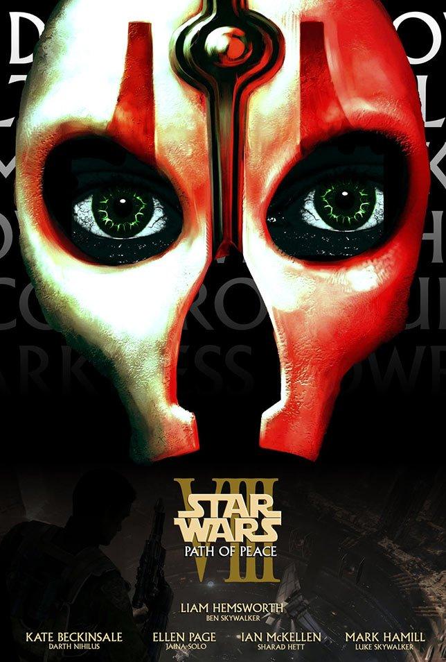 Фанатские постеры Star Wars: Episode VII - Изображение 19