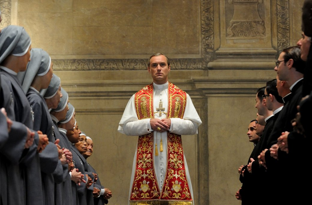 Рецензия на «Молодого Папу». - Изображение 9