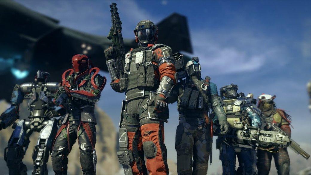 Классы вмультиплеере Call ofDuty: Infinite Warfare - Изображение 1